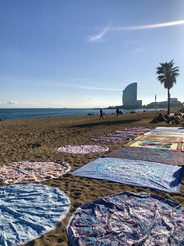 Playa de la Barcelona