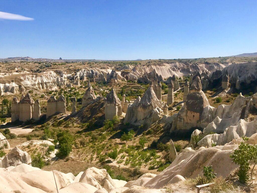 Love Valley, Cappadocia, Turchia