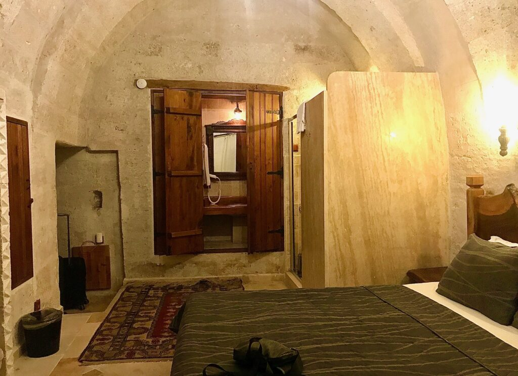 Stanza all'Apex Suites Cave Hotel, Goreme