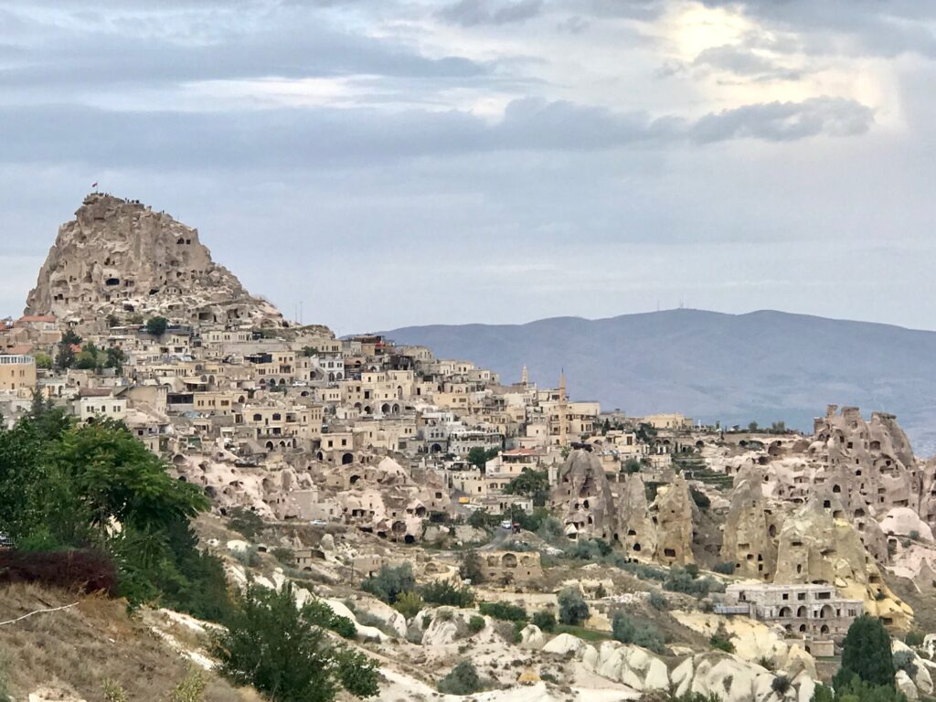 Uchisar, Cappadocia