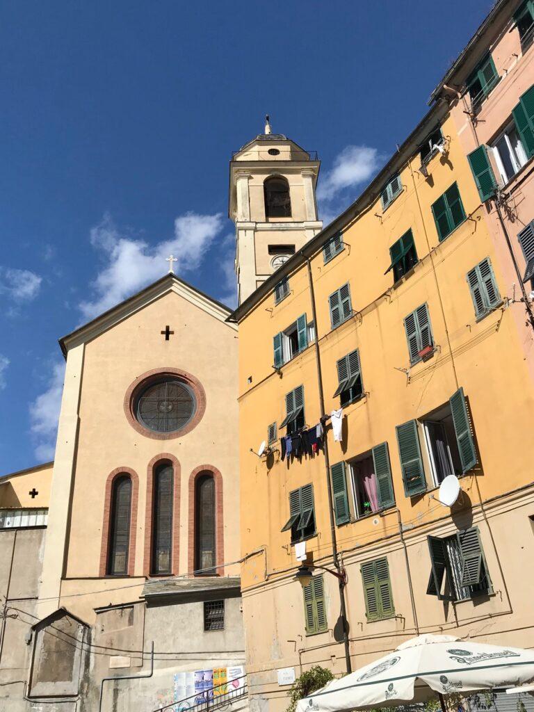 Chiesa del Carmine, Genova